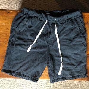 UO Black Shorts
